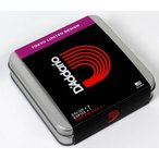 D'Addario ダダリオ / TOKYO LIMITED DESIGN DA-KC02 (Electric Guitar Strings XL120 3-Pack with Free EXP120 1-Pack and Planet Waves PW-MPC)