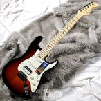 Fender USA / American Elite Stratocaster HSS Shawbucker (3-Color Sunburst/Maple) (114112700)