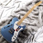 Fender USA / American Elite Telecaster Thinline (Mystic Ice Blue/Maple) (114312762)