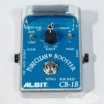 ALBIT ����ӥå� / CB-1B PURE CLEAN BOOSTER FOR BASS