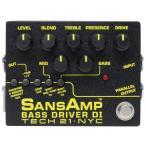 TECH21 / SANSAMP BASS DRIVER DI V2 / 正規輸入品