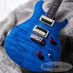 PRS ポールリードスミス P.R.S. / Japan Limited SE CUSTOM 24 Bird Inlay Beveled Maple Top (Blue Matteo) (特典付)