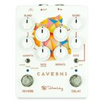 Keeley キーリー / Caverns Delay Reverb V2 (あすつく対応) / きたぞ円高!還元セール実施中!!  (送料無料)
