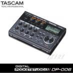 TASCAM DP-006 (予約商品 / 2018年1月下旬頃入荷予定)