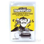 THUNDERPLUGS ブリスター (耳栓 音楽用 イヤープロテクター)