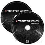 TRAKTOR SCRATCH PRO2/DUO2用 コントロール・CD
