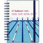 2020年 デルフォニックス 手帳 ロルバーン ダイアリー スポーツ M 100036-971 B