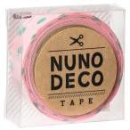 送料無料 KAWAGUCHI(カワグチ) 手芸用品 NUNO DECO ヌノデコテープ すももとはっぱ 11-861