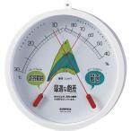 送料無料 EMPEX(エンペックス気象計) 最適な飽差 温度・湿度計 TM-4680