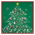 送料無料 彩時記 小ふろしき クリスマス 36-054406