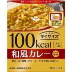 大塚食品 マイサイズ 和風カレー 10入