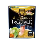 ミツカン スープも味わうしゃぶしゃぶ極みだし 96g×10入