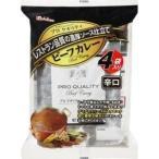 ハウス食品 プロクオリティ ビーフカレー(辛口) 4袋×6入