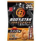 おやつカンパニー BODY STAR(ボディースター) プロテインスナック コンソメ味 42g×12入