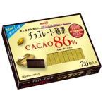 明治 チョコレート効果カカオ86% 26枚×6入