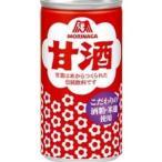 森永製菓 甘酒(缶) 190g×30入