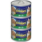 ネスレピュリナ フリスキー トール缶 青 まぐろ 155g×3缶パック 1ケース18個セット