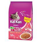 マースジャパン カルカン ドライ まぐろと野菜味 1.6kg KDN22 1ケース6個セット