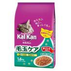 マースジャパン カルカン ドライ 毛玉ケア かつおとチキン味 1.6kg KDN23 1ケース6個セット
