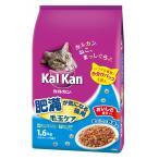 マースジャパン カルカン ドライ 肥満が気になる猫用 毛玉ケア まぐろと野菜味 1.6kg KDN30 1ケース6個セット