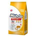 ペットライン メディファス 避妊去勢ケア 子ねこから10歳まで チキン&フィッシュ味 560g MF-40 1ケース10個セット