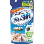 ライオン商事 ペットの布製品専用 洗たく洗剤 つめかえ用 320g