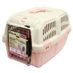 ドギーマン イタリア製 ハードキャリー DOGGY EXPRESS S ピンク
