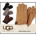 UGG 手袋 UGG Classic Bailey Glove アグ ムートン ベイリーグローブ 手袋 12014 (正規品取扱店舗)  革手袋 ムートン