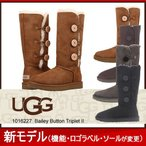 UGG アグ ムートンブーツ 1016227 ベイリーボタントリプレットII ベイリーボタントリプレット2 Women's Classic Collection Bailey Button 正規品 so1