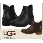 ショッピングムートン UGG BONHAM ボーナム 1013893 サイドゴア ショート ブーツ シープスキン正規品  so1