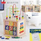 木のおもちゃ 型はめ パズル 森の遊び箱 知育玩具 赤ちゃん エド・インター 森のあそび箱