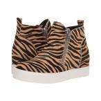 Steve Madden スティーブマデン レディース 女性用 シューズ 靴 スニーカー 運動靴 Wedgie-L Sneaker - Tiger