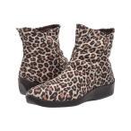 Arcopedico アルコペディコ レディース 女性用 シューズ 靴 ブーツ アンクル ショートブーツ L19 - Leopard Print