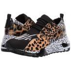 Steve Madden スティーブマデン レディース 女性用 シューズ 靴 スニーカー 運動靴 Cliff Sneaker - Animal Multi