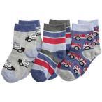 Jefferies Socks ジェフェリーズソックス 男の子用 ファッション 子供服 ソックス 靴下 Rescue Vehicles 3 Pack (Infant/Toddler/Little Kid) - Speedy