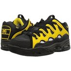 Osiris オシリス メンズ 男性用 シューズ 靴 スニーカー 運動靴 D3 2001 - Black/White/Yellow