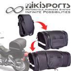nikisports ニキスポーツ コンバーチブルダッフルバッグ  最大容量65L