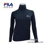 フィラ ゴルフ レディース UVカット インナーシャツ 758591