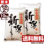 米 お米 10kg 新潟 山古志産コシヒカリ 5kg×2袋 H29年産 送料無料 (沖縄を除く)