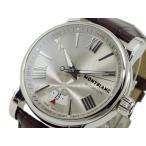 【送料無料】モンブラン MONTBLANC スター STAR 自動巻き 腕時計 102342 シルバー(266266)