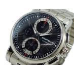 【送料無料】モンブラン MONTBLANC スター STAR 自動巻き 腕時計 102376 ブラック(266263)