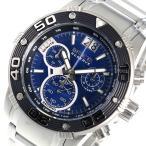 【送料無料】インヴィクタ INVICTA クオーツ クロノ メンズ 腕時計 10588 ブルー(516271)