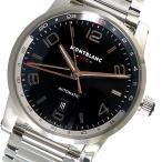【送料無料】モンブラン MONTBLANC タイムウォーカー ボイジャー 自動巻き メンズ 腕時計 109135 ブラック(552765)