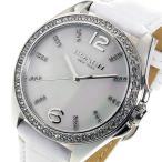 【送料無料】コーチ COACH クオーツ レディース 腕時計 14502107 ホワイト(514781)