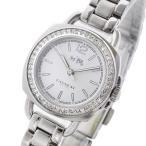 【送料無料】コーチ COACH テイタム Tatum クオーツ レディース 腕時計 14502573 シルバー(530598)