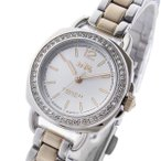 【送料無料】コーチ COACH テイタム Tatum クオーツ レディース 腕時計 14502576 シルバー(530597)