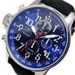 【送料無料】インヴィクタ INVICTA クロノ クオーツ メンズ 腕時計 1513 ネイビー(510299)