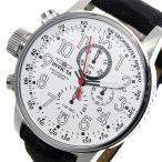 【送料無料】インヴィクタ INVICTA クロノ クオーツ メンズ 腕時計 1514 ホワイト(516507)