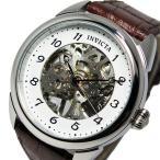 【送料無料】インヴィクタ INVICTA 手巻き メンズ 腕時計 17187 ホワイト(510302)
