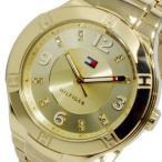 【送料無料】トミー ヒルフィガー TOMMY レディース クオーツ 腕時計 1781446 ゴールド(502814)